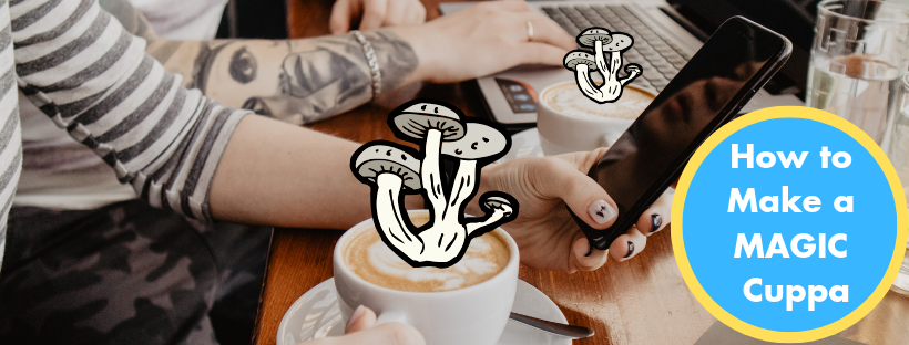How Microdosing My Coffee With Magic Mushrooms Transformed My Day (Instant Results!) Without Making Me High