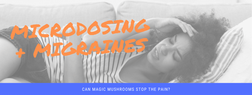 Busting Through Pain: Do Magic Mushrooms Help With Migraines and Cluster Headaches? (The Secret Remedy Chronic Sufferers Are Using)